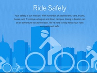 Bike Safety Illustration