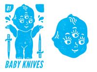 Baby Knives Zine