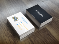 Matthias Jansen Businesscards logo vector concept rebrand branding businesscard print design print mockups work business repairman carwash business card mockup business card design business cards