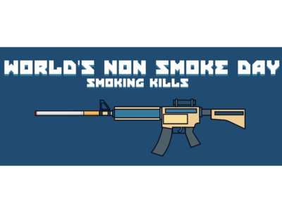 WORLD'S NO SMOKE DAY