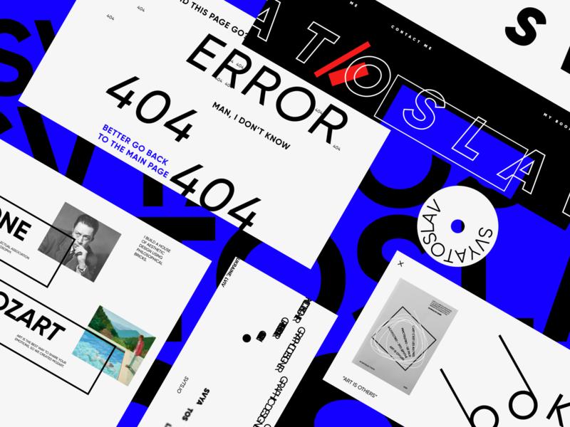 SVTS adobe web design svts brand webdesign typography abstract graphicdesign design shot dribbble