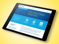 Aviva Water Protection Website