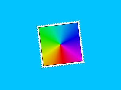 Stamp stamped logo app web icon ux ui stamp design stamp design vector illustration