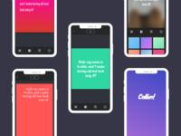 Collin App Reveal composer tweet instagram producthunthackathon mockup editor