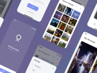 montage modal video app editor picker pattern screenshots ios montage