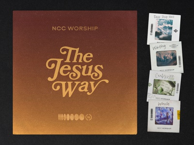 The Jesus Way album and singles art direction washington dc album cover the jesus way album art