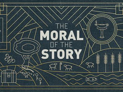 The Moral of the Story the moral of the story parables story church series community national community church washington dc church