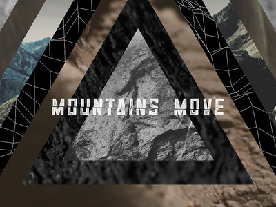 Mountains Move national community church washington dc church obstacle movement move triangle texture mountain