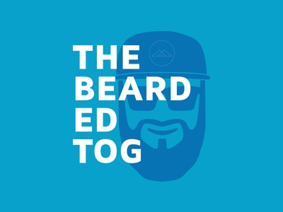 The Bearded Tog podcast logo