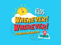 Ncc kids missions 2018