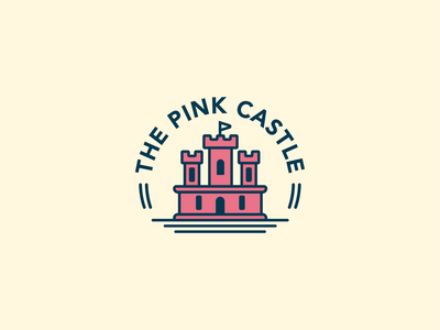 The Pink Castle