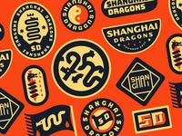 Shanghai Dragons Concepts