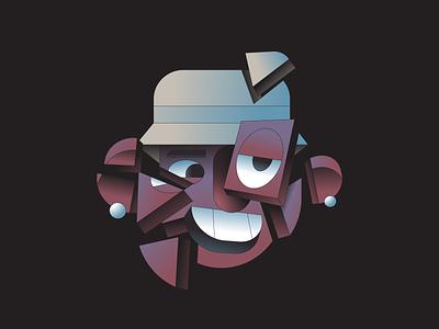 Puppet illustrator illustration portrait abstrract tyler