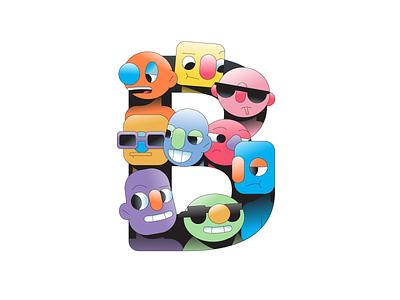 Boney illustrator characterdesign puppet characters illustration