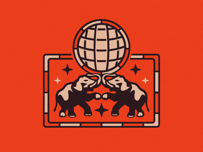 Elephant Globe