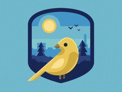 Canary Badge