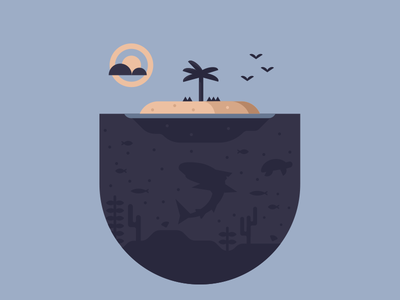 Island Illustration