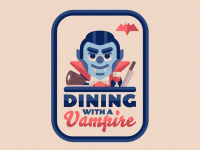 Dining With A Vampire