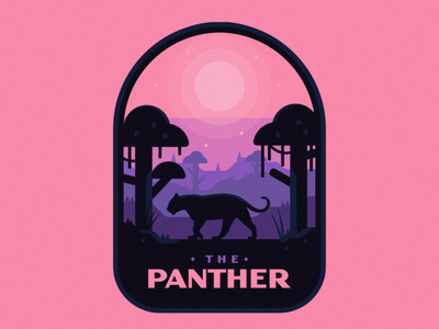 The Panther Badge