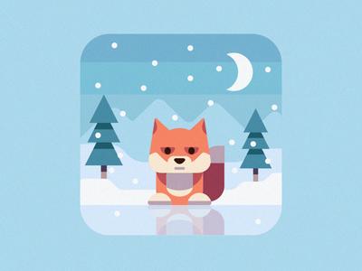 Moody Fox