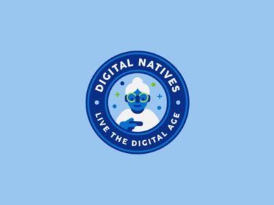 Digital Natives Second Icon