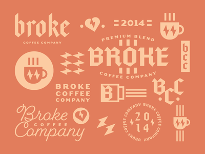 Broke Coffee Company