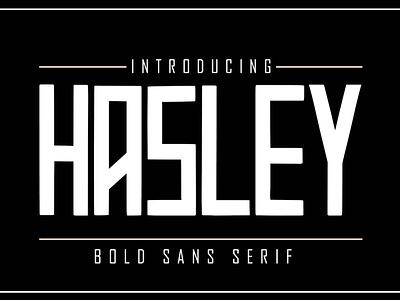 HASLEY Bold Sans Serif fonts font calligraphy lettering playfull best seller natural handwritten script corporate