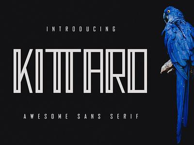 Kittaro - Awesome Sans Serif calligraphy lettering handwritten clothing branding kids elegant business retro brush bold free modern vintage script fonts logo font