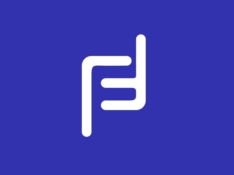 F monogram