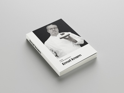 Ernst Knam - Biography And Coocking Book cook book cookbook pastry book ernst knam biography chef pastry cooking book cooking cook design