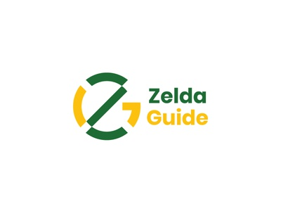 Zelda Guide Logo g logo z guide logo guides videogames video game videogame video brading logo design concept website concept web design website web guide logo designer logo design logotype logo zelda