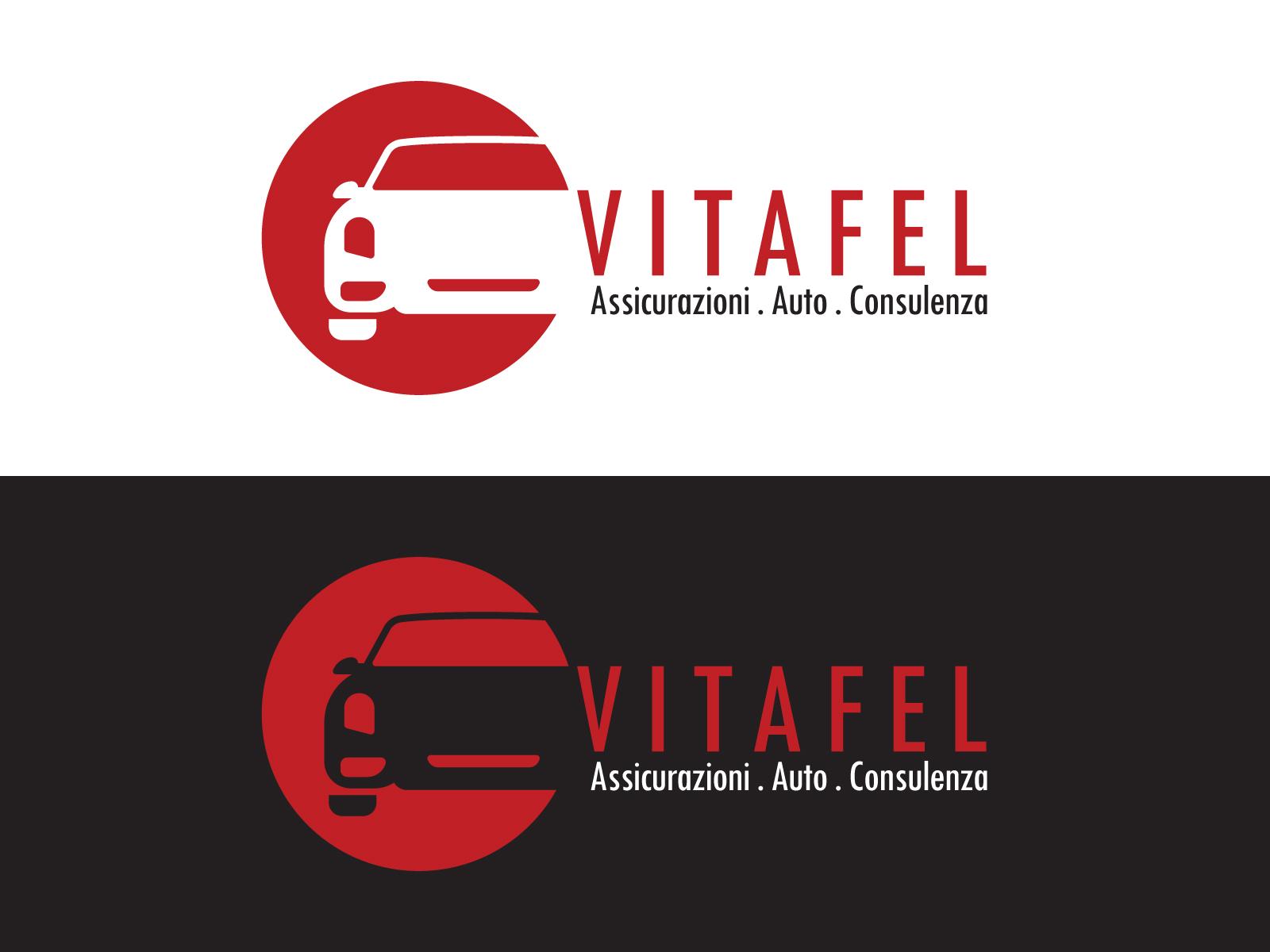 Vitafel Logo Design By Dennis On Dribbble