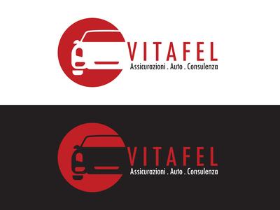 Vitafel Logo Design