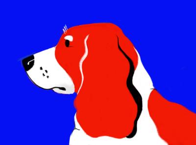 Otis the English Spaniel