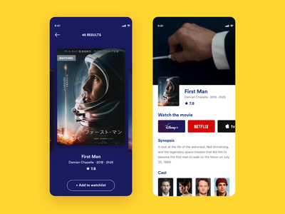 MoviePick 2.0 - Find the perfect movie