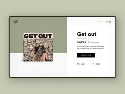 Redvnyl - Vinyl Online Shop
