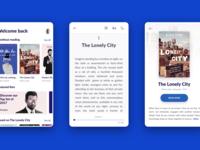 Reading App Exploration