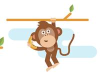 Mark the Monkey character design