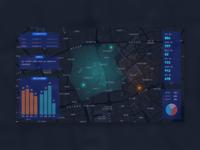 Data visualization - 城市绿化大脑