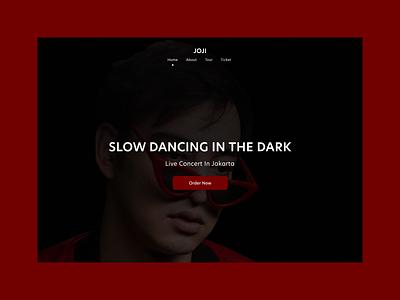 Landing Page webdesign web illustration ui ux app design