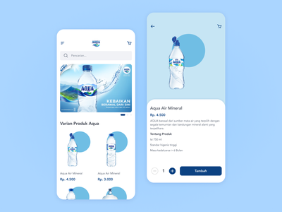 Drink Sell - UI design web android app ux ui