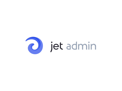 Jet Admin sign spin innovation safety universal jet identity design animation branding admin panel