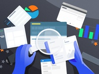 How to Set Up an Admin Interface? design ux ui blog news interface safety identity innovation jet branding illustration