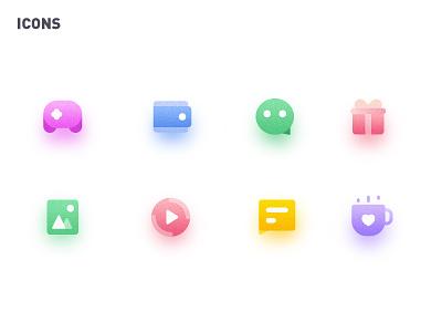 icons design logo ui illustration icon colour