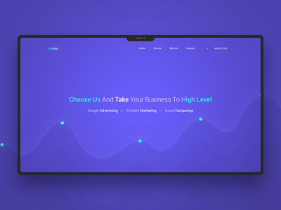 Momo Free Landing Page Template download professional responsive psd css3 html5 landing-page-template free momo
