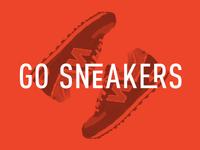 Go Sneakers logo