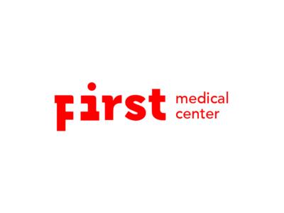 First Medical Center logo proposal