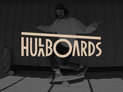Hula Boards logo
