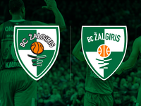 BC Žalgiris logo facelift