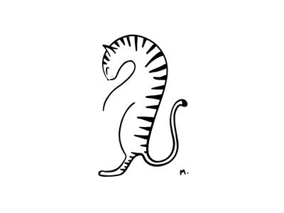 Cat shapes I